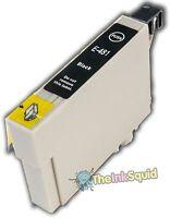 1 Black TO481 T0481 non-oem Ink Cartridge for Epson Stylus R200 R 200 Printer