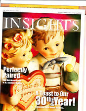 2006 goebel Collector's club Insights Magazine volume 29 number 4 spring
