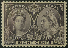 Canada   1897   Unitrade # 56    Mint Never Hinged F+ VF