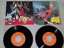 "Tritolo-Lunatic 7"" (MEGARARE ORIGINALE 7"" * epic/power metal * Bul 1988 * Savatage)"