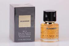 Jil Sander - no. 4 - 50ml EDP Eau De Perfume Spray Bottle NIP