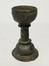 Antique Early Greco Roman Greek Roman Artifact Oil Lamp Bronze Antiquity