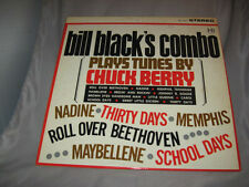 "Bill Black's Combo Plays Tunes by Chuck Berry Hi Vinyl Record 12"" SHL 32017"