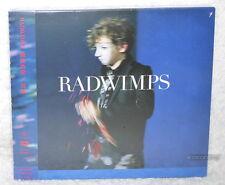 RADWIMPS Saihateaini / Sennou 2017 Taiwan Ltd CD+28P Picture Book