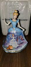 Disney Forever Cinderella Bradford Editions Princess Bell Dresses & Dreams
