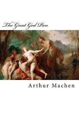 The Great God Pan by Arthur Machen (2014, Paperback)