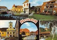 Fuerstenfeld Steiermark Kirche Church Auto Cars Cyclist River Bridge