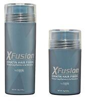 XFusion Keratin Hair Fibers - CHOOSE YOUR TYPE - Free shipping