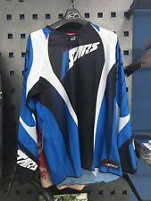 Maglia Blu Motocross Mx Jersey A Star Alpinestars  Taglia Xl