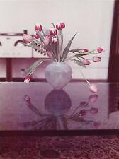 "DAVID HOCKNEY Signed 1973 Original Color Photograph - ""Pretty Tulips"""