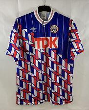 Ajax Away Football Shirt 1989/90 Adults Large Umbro A184