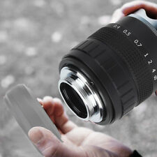 Fujian 50mm F1.4 CCTV Fixed Focal Lens for C Mount Canon Sony Pentax Camera DH
