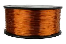 TEMCo Magnet Wire 26 AWG Gauge Enameled Copper 200C 1.5lb 1887ft Coil Winding