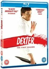 Dexter Season 1 5051368237336 Blu-ray Region B