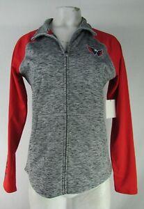 Washington Capitals NHL G-III 4Her Women's Full- Zip Jacket