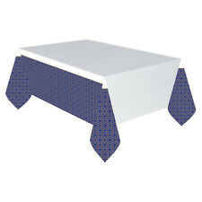 Eid Mubarak Plastic Party Tablecloth Tablecover 137 x 243 cm Party Tableware
