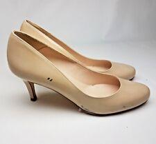 Russell & Bromley Womens Heels Beige Nude UK Size 4.5 EU 37.5