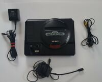 Sega genesis high definition graphics model 1 console with games and controllers
