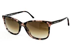 Giorgio Armani Damen Sonnenbrille AR8059 5410/51 57mm beige 297(14)