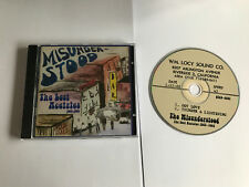 The Misunderstood – The Lost Acetates 1965-1966 : Ugly Things 14 TRK CD - MINT