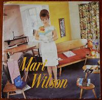 "Mari Wilson ‎– Just What I Always Wanted 7"" – PINK 4 – VG"