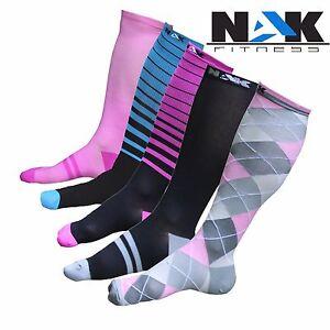 Compression Socks, NAK Fitness, Graduated Compression Stockings