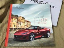 2018 FERRARI PORTOFINO hardcover brochure book Prospekt catalogue 95993498