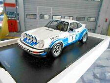 PORSCHE 911 SC Gr.4 Rallye Manx 1981 #1 Röhrl Doduco Spark Resin NEU 1/150 1:18