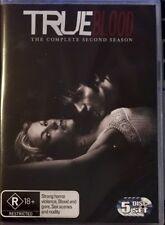 True Blood : Season 2 (DVD, 2010, 5-Disc Set)  BRAND NEW & SEALED