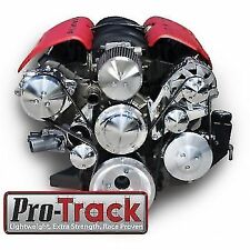 March Performance 20025 Pro-Track Pulley System, For Chevy LS1, LS2, LS3, & LS7