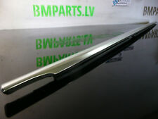 NEW GENUINE BMW F10 F11 EXTERIOR CHANNEL COVER WINDOW TRIM REAR LEFT 51357182291