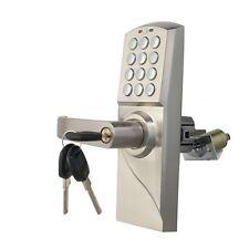 Electronic Password keyless digital Code Security Door Entrance Home Office Lock