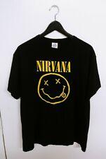 2016 Nirvana Smiley Face Delta Pro T-Shirt Size (L)