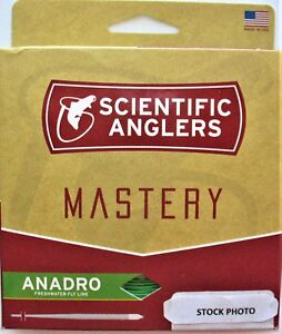 """SCIENTIFIC ANGLERS MASTERY ANADRO """"Select Size"""" FREE WARP SHIPPING>>FREAKY FAST"""