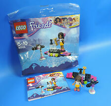 LEGO® SET 30205 /  Friends Popstar / roter Teppich mit Andrea