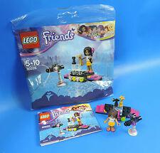 LEGO ® Set 30205/Friends Pop Star/teppisch rosso con Andrea