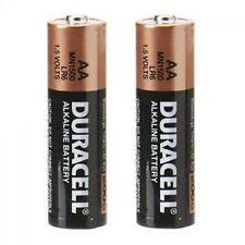 JOBLOT.... 48 x Duracell AA Batteries..... Alkaline Battery Bateries