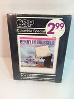 Benny Goodman Benny In Brussels 8 Track NEW SEALED RARE