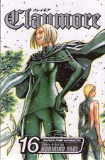 CLAYMORE Volume 16 Manga NEW