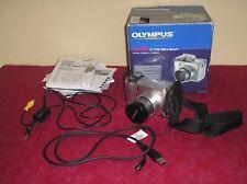 Appareil photo numérique Olympus C-740 Ultra Zoom + accessoires / TBE