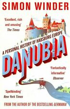 Danubia:A Personal History of Habsburg Europe by Simon Winder-9780330522793-F041