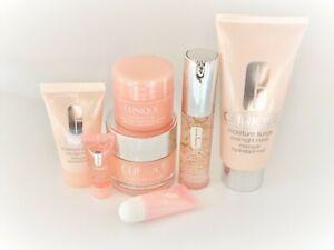 CLINIQUE Moisture Surge Hydrator face cream eye serum lip overnight mask 15 50ml