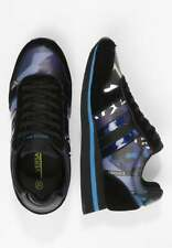 CHAUSSURES BASKETS VERSACE JEANS DARK BLUE  (Pointure 37) - NEUVES