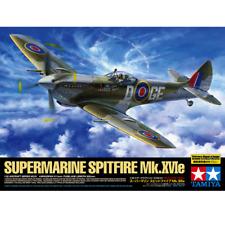 Tamiya Modèle 300060321 Avion Supermarine Spitfire MK XVIe