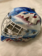 KOHO 600 Patrick Roy Colorado Avalanche Factory Painted Ice Hockey Goalie Mask