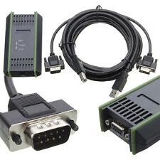 USB PPI MPI Cable De Programación Para Siemens S7-200/300/400 PLC Adapter RS485