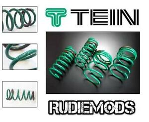 Tein Lowering Springs S.Tech BMW Mini R53 Cooper-S 31mm F / 28mm R