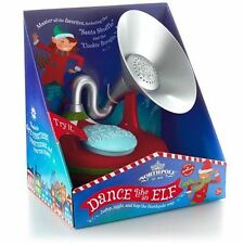 """DANCE LIKE AN ELF"" Hallmark North Pole Musical Toy - Dancing Christmas - NIB"
