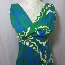 Vestidos vintage de mujer original color principal azul