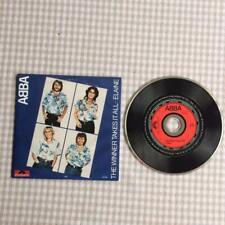 Abba CD Single Card Sleeve The Winner Takes It All / Elaine